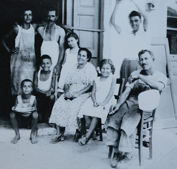 Φούρνος Μπαλτάς | 1919 | Χαλκίδα