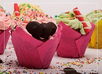 Φούρνος Μπαλτάς | Catering Cupcakes | Χαλκίδα